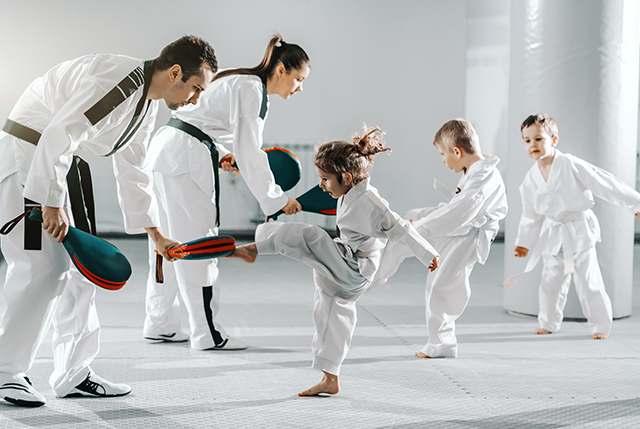 Adhdtkd3, Inspire Martial Arts & Fitness Burbank CA