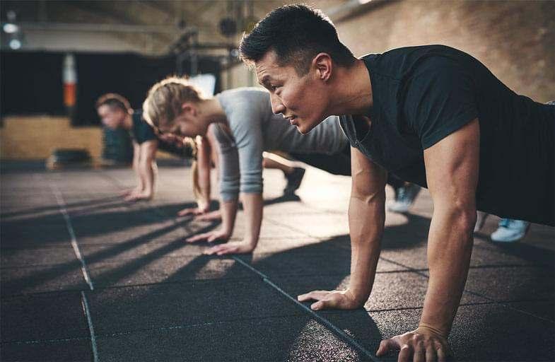 Bg Circle 2, Inspire Martial Arts & Fitness Burbank CA