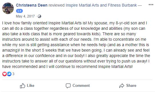 Kids 4, Inspire Martial Arts & Fitness Burbank CA