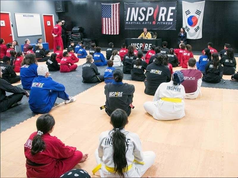 Inspireadultma, Inspire Martial Arts & Fitness Burbank CA