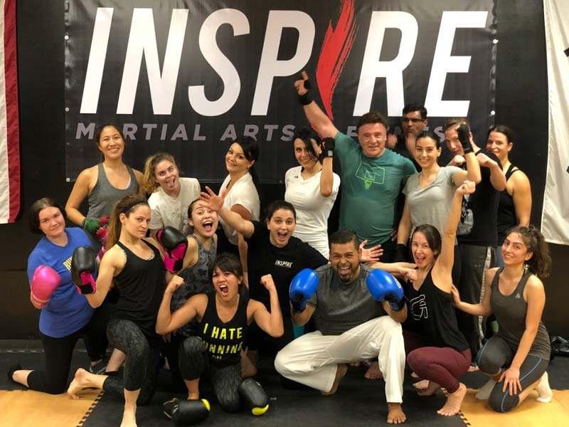 Inspirefitnesscommunity, Inspire Martial Arts & Fitness Burbank CA
