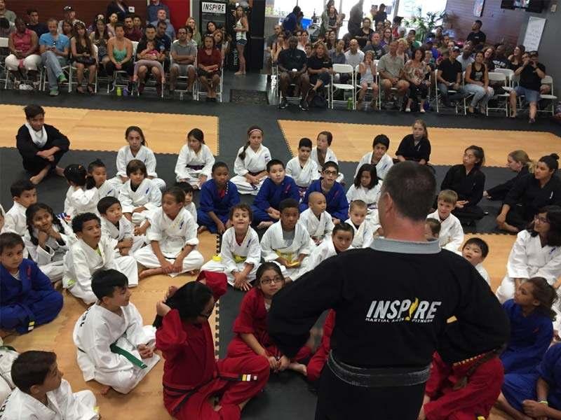 Inspirekids3, Inspire Martial Arts & Fitness Burbank CA