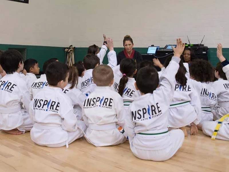Inspirelocation2, Inspire Martial Arts & Fitness Burbank CA