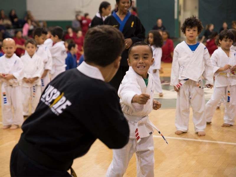Inspirelocation3, Inspire Martial Arts & Fitness Burbank CA